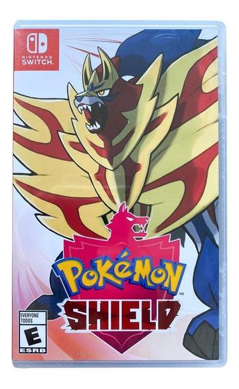 Pokémon Shield - Mídia Física - Lacrado - Pronta Entrega
