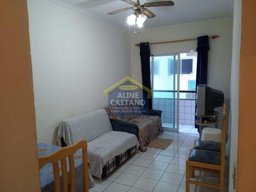 1 Dormitório Na Quadra Do Mar Por 160 Mil - Lct011 - Vlct011