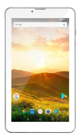Tablet M7 4g Plus Quad Core 1gb 8gb Dual Câmera Tela 7 Nb293