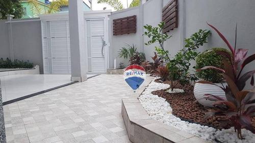 Casa Com 2 Dormitórios À Venda, 80 M² Por R$ 265.000,00 - Cosmos - Rio De Janeiro/rj - Ca0655