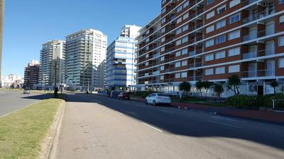 Oficina 100m2 Parada1 Rbla Punta Del Este Usd1250