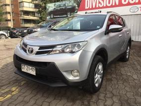 Toyota Rav4 2.0 Lujo 2014