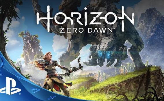 Horizon Zero Dawn Jogo De Ps4