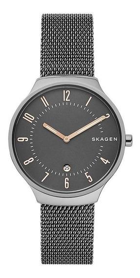 Relógio Skagen Masculino Grenen Grafite - Skw6460/1cn