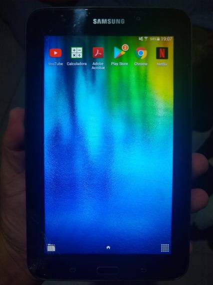 Tablet Galaxy Tab E Sm-t113nu (olhar Descrição Do Anúncio)