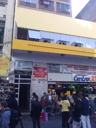 Imagem 1 de 2 de Sala/conjunto - Centro Historico - Ref: 135781 - V-135781