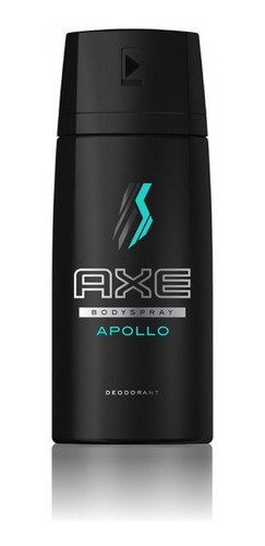 Axe Apollo Desodorante Aerosol 150ml Unilevercp