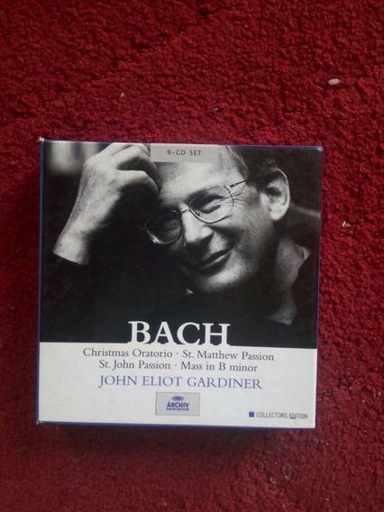 Bach Box Set 9cds