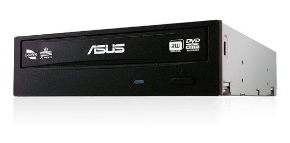 Drive Asus Gravador De Cd/dvd E Leitor De Cd/dvd 24x Sata