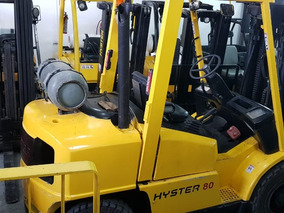 Montacargas Hyster 8000 Lbs 2006 Toyota Yale Seminuevo