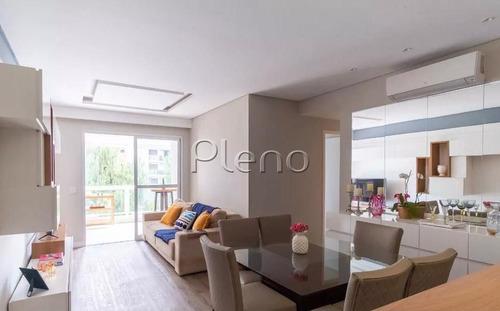 Apartamento À Venda Em Cambuí - Ap028151