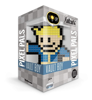 Lampara Pixel Pals: Vault Boy- Fallout