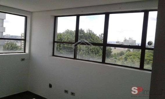 Sala Comercial Em Condomínio Para Venda No Bairro Rudge Ramos, 71,00 M - 12076agosto2020