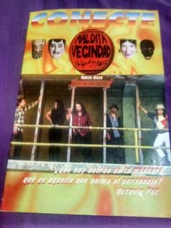 Revista Conecte Musical,la Maldita Vecindad,el Tri,metallica