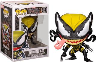 Funko Pop Marvel #514 Venom Venomized X-23 Nortoys