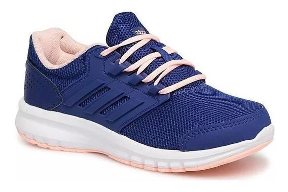 Zapatillas Nena adidas Junior Running Galaxy 4 K