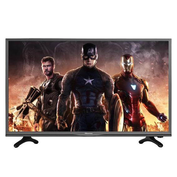 Pantalla Hisense 40 Pulgadas Tv Led Full Hd Fhd /e