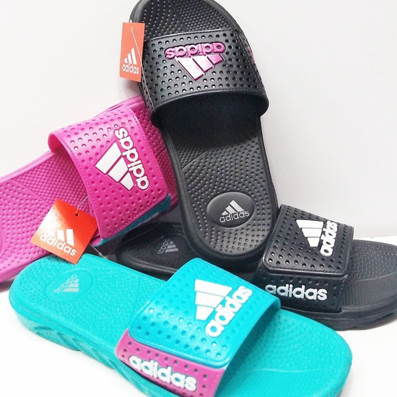 Cholas Chancletas adidas Nike Air Damas Chanclas Sandalias