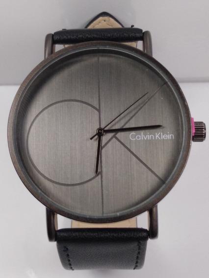 Relógio C.k Unisex Novo Promoção