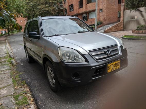 Honda Crv 2.4 Lx 4wd 2006 Automática