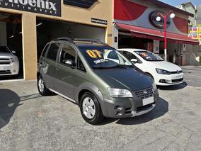 Fiat Idea Adventure 1.8 8v(flex) 4p 2007