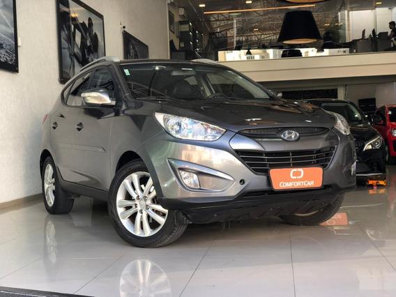 Hyundai Ix35 Gls Flex Automático Sem Entrada Uber