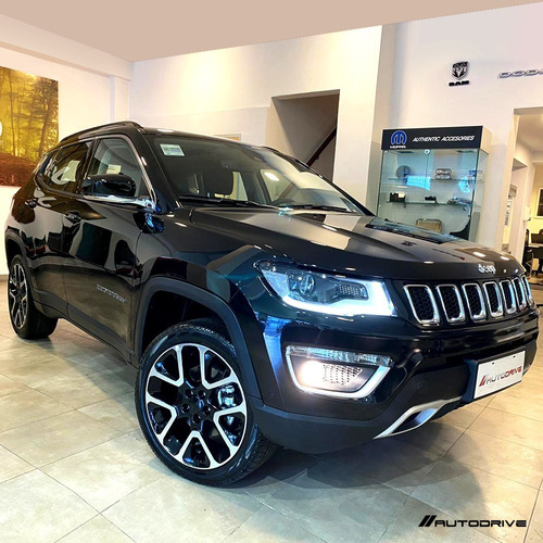 Jeep Compass 2.0 New Limited Plus Diesel 4x4