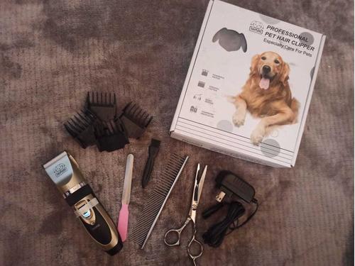 Rapadora  Con Accesorios Para  Perros