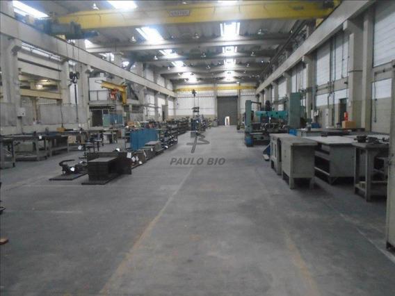 Galpao Industrial - Vila California - Ref: 6530 - L-6530