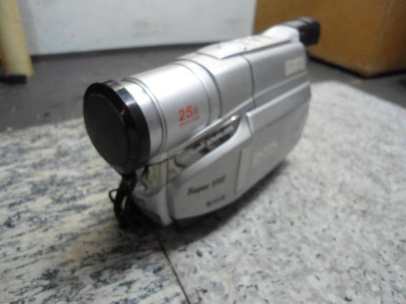 Filmadora Jvc Gr-sxm289ub - Para Peças