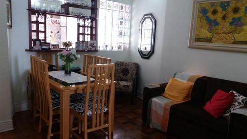 Apartamento Com 1 Dormitório À Venda, 58 M² Por R$ 320.000,00 - Santa Cecília - São Paulo/sp - 11627