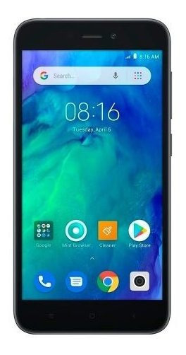 Celular Xiaomi Redmi Go 8gb Dual Sim Quad Core 4g Lte Cuotas
