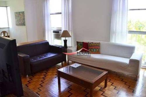 Imagem 1 de 14 de Apartamento Para Alugar, 150 M² Por R$ 5.800,00/mês - Ipanema - Rio De Janeiro/rj - Ap3898