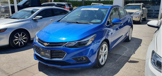 Chevrolet Cruze 2017 ¡ Promo Hasta 5% De Descuento !