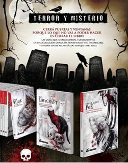Biblioteca Terror Y Misterio - La Nación