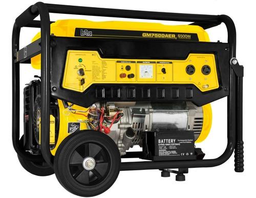 Grupo Generador Bta 6500w 521172 15hp 220v Naftero Eléctrico
