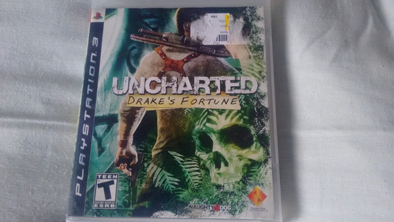 Uncharted - Ps3 - Completo