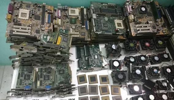 Lote De Peças De Informática Notebook 1445 Peças