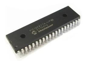 10 Microcontrolador Pic16f877a Pic 16f877