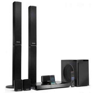 Panasonic 5.1 Channel Home Theater