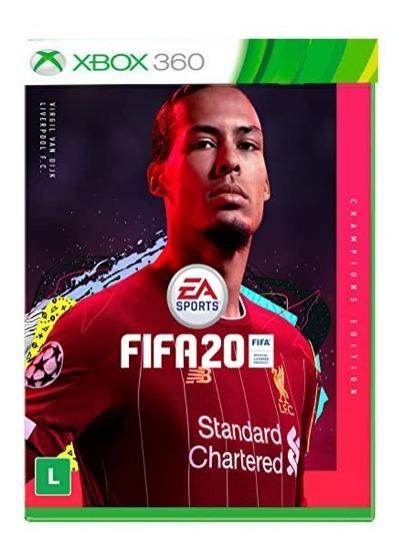 Fifa 20 Xbox 360 Desbloqueado