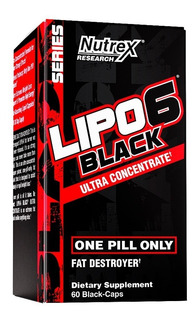 Lipo 6 Black Uc Americano