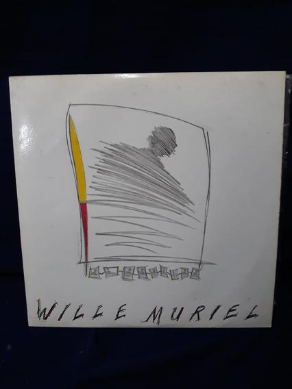 Lp Wille Muriel - Câmbio Negro-1991