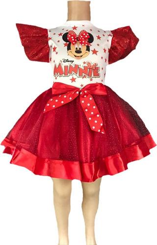 Disfraz Minnie Mouse Tutu Roasada