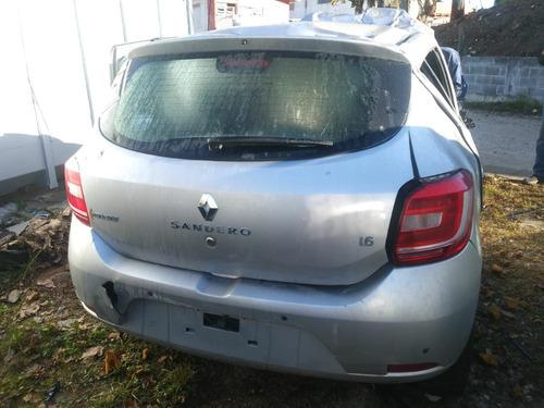 Sucata Renault Sandero 1.6 2019 Para Retirada De Peças