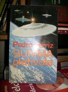 Summa Plativola Pedro Ferriz Santamaria