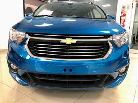 Chevrolet Spin 1.8 Ltz 7as 105cv - Tasa 0% Y Cuotas Fijas