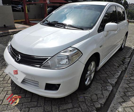 Nissan Tiida Premium Hb Mt 1.8 2012 Key980