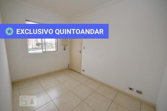 Apartamento No 2º Andar Com 1 Dormitório - Id: 892966768 - 266768