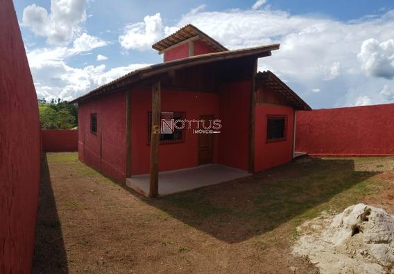 Casa 03 Quartos Sendo 1 Suíte - Bairro Satélite - Juatuba. - N000035 - 34135925